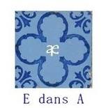 E dans A