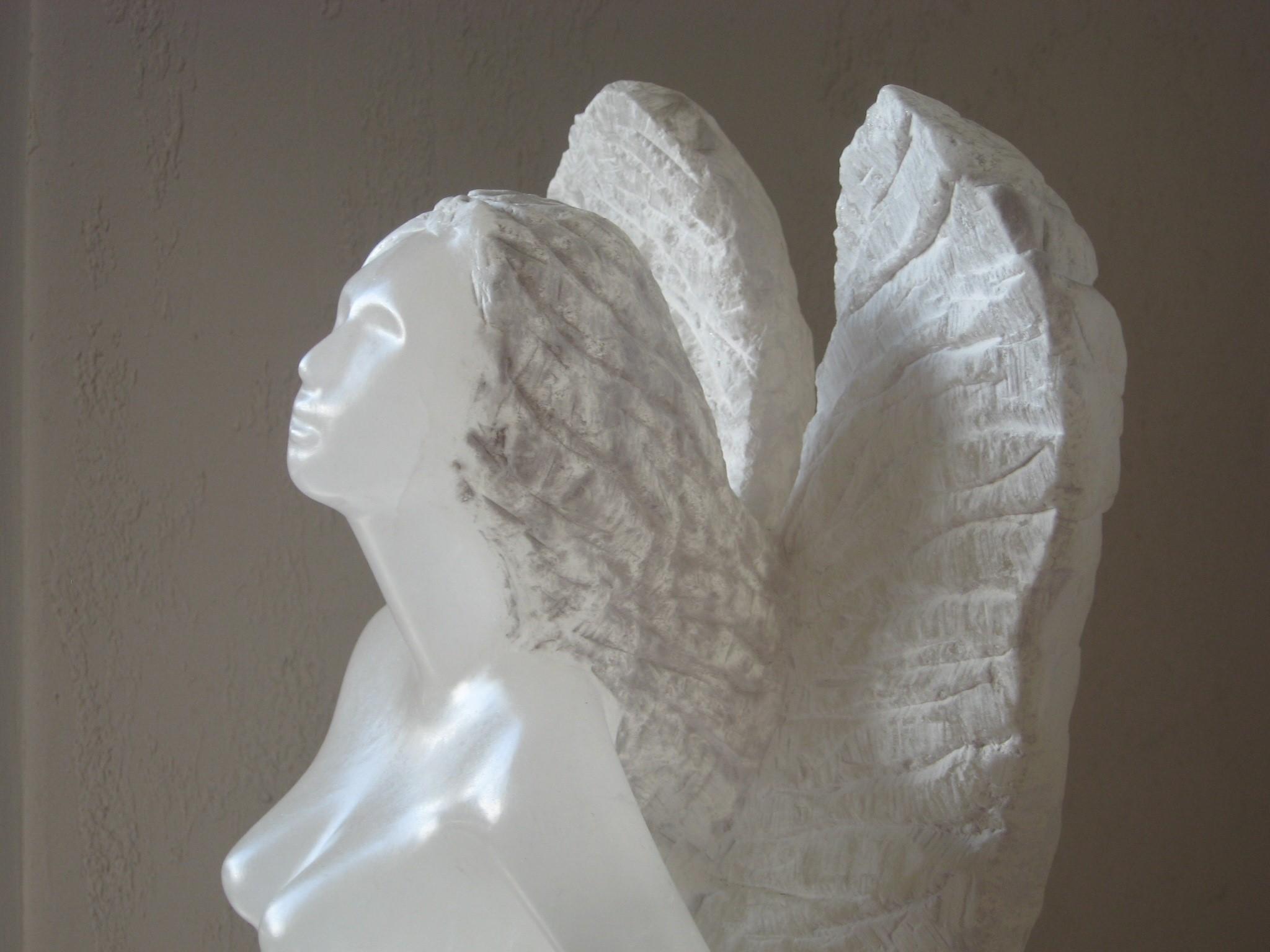 Mon ange (albâtre)